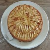 Appel-mascarponetaart met een lekkere byte